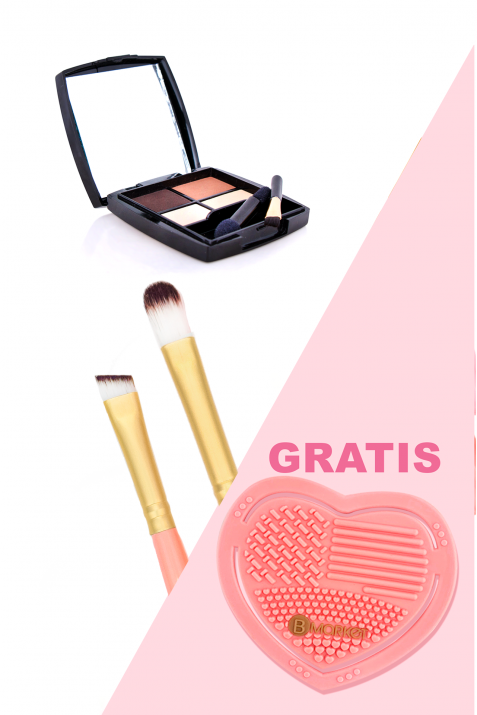 Oferta:  Angled Liner Brush-006 + Precision Concealer Brush-013 + Brow Bar Gratis limpiador