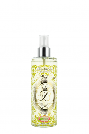 Body Splash Paris in love