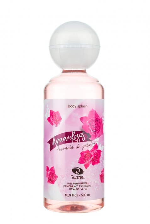 Body Splash Agua De Rosas x...