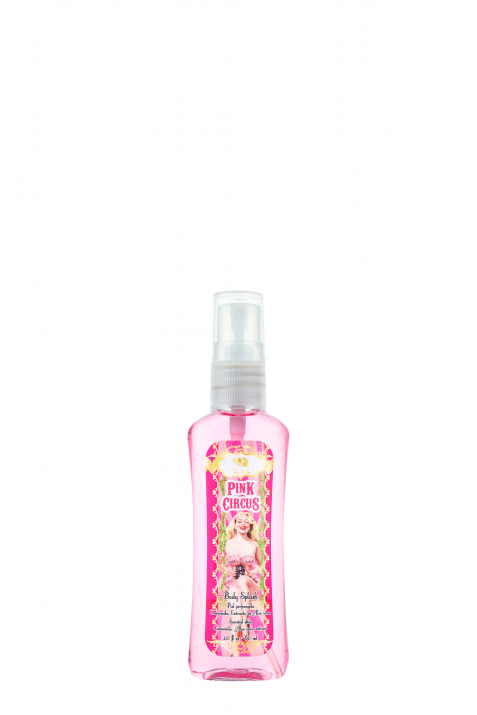 Body Splash Pink Circus